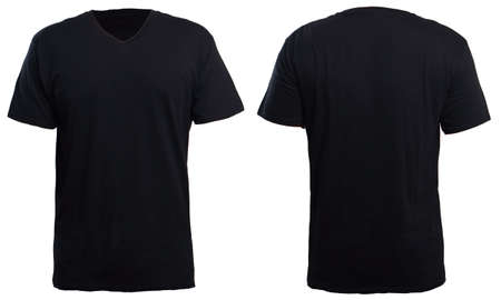 Tshirt Front And Back Stock Photos And Images 123rf