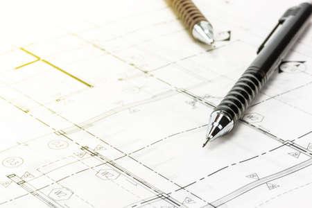 Una foto de lápiz sobre plano