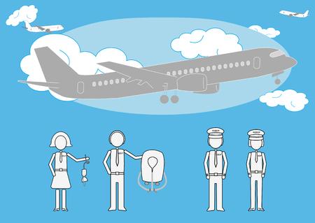 flight crew: Aviation