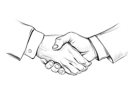 224 Accord Handshake Stock Illustrations Cliparts And Royalty Free