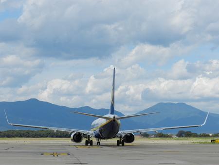 Avion out platform