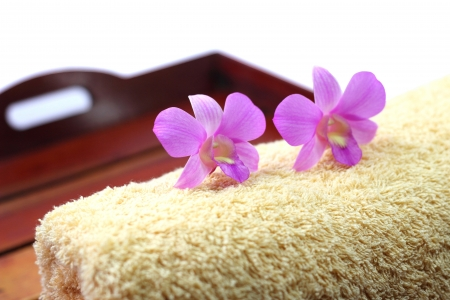 Thai style spa  photo