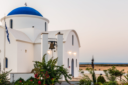 The multi denominational church of St. Nicholas on Cyprus