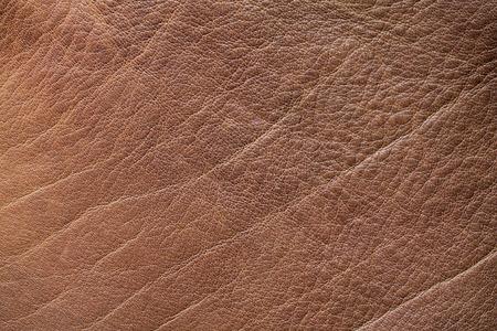 Ledertextur mit rauer Textur. Abstrakte Lederbeschaffenheit.
