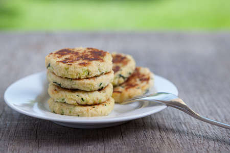 Paleo style fritters