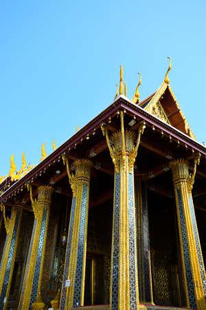 Temple of the Buddha Bangkok Thailand 0300 Stock Photo