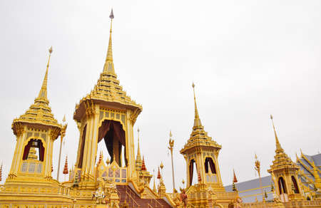 Thai decorated for the royal family