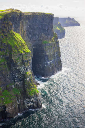 moher: Cliff of Moher in County Clare, Ireland