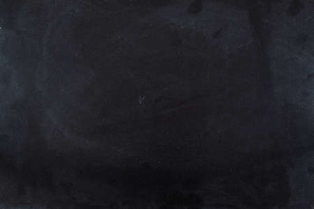Black Chalkboard texture background dirty with chalk