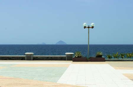 trang: Seafront Nha trang Stock Photo