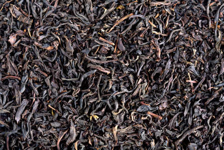 Black tea texture photo