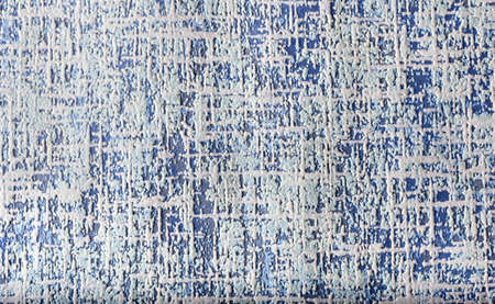 Blue and white textured wallpaper