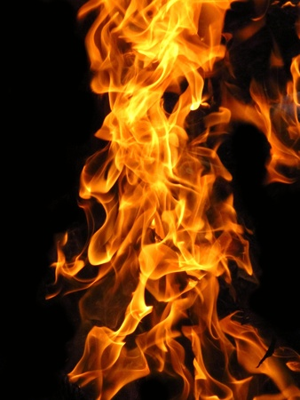 fire Stock Photo - 8684045