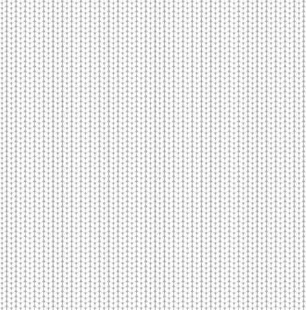 シームレスなパターンをニット白  イラスト・ベクター素材