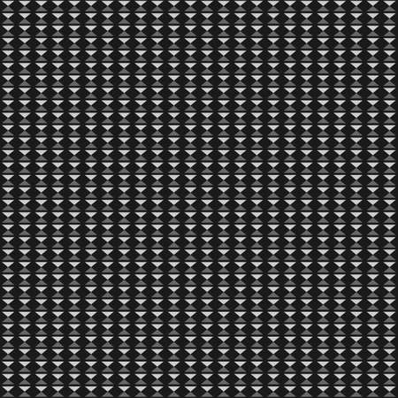 studs: Dark seamless pattern with studs