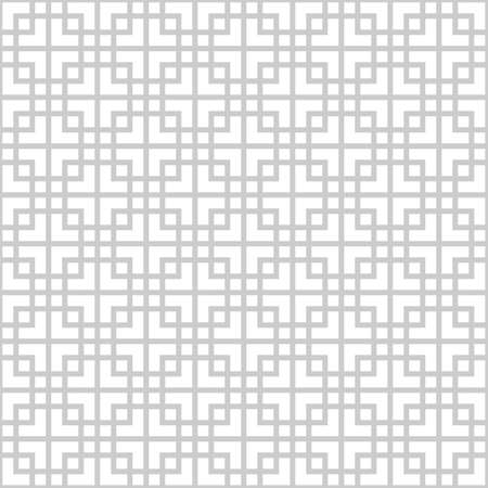traditional: Abstract monochrome seamless pattern in asian style