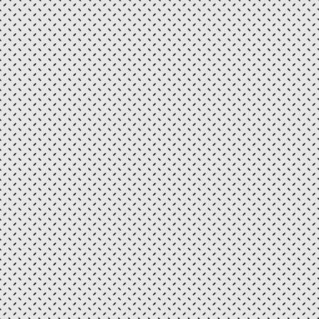 Metallic surface seamless pattern with holes