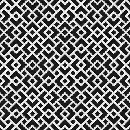 Geometric seamless pattern with overlapping rhombuses