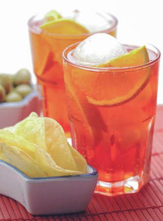 spritz: Happy hour  spritz aperitif