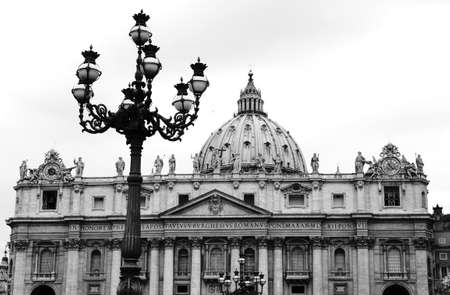 st  peter s square: St Peter s Basilica, Rome Italy
