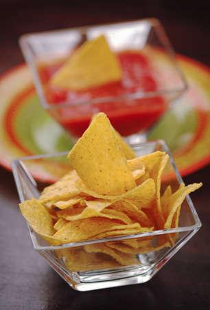 nacho: Mexican nacho chips