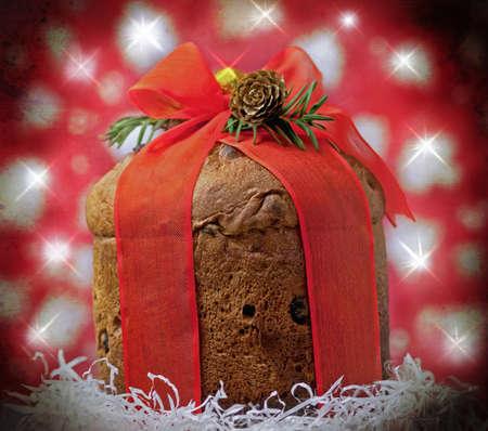 weihnachtskuchen: Traditionelle italienische Weihnachtskuchen