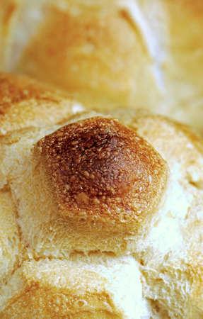 rosette: Italian bread rosette