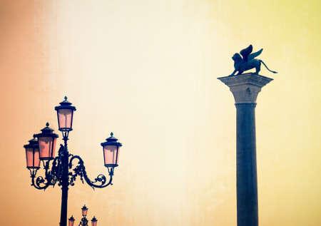 st mark's square: St. Marks square - Venice Italy Stock Photo