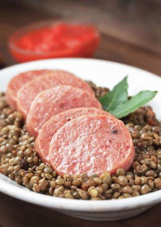 italian sausage: Traditional italian sausage