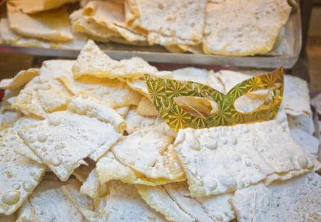 frappe: Frappe - italian carnival pastries
