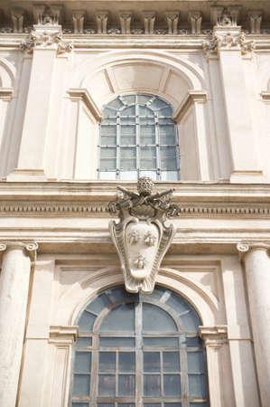 Barberini palace in Rome, Italy