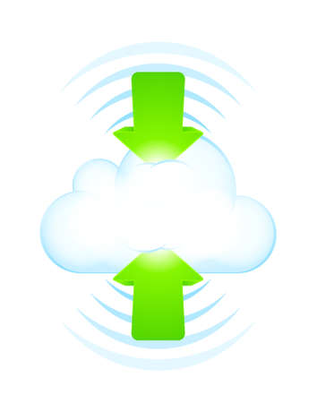 Upload and Download to The Cloud