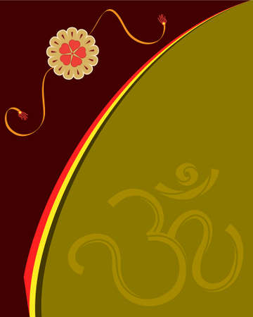 raksha: Raksha Bandhan Vector Art Illustration