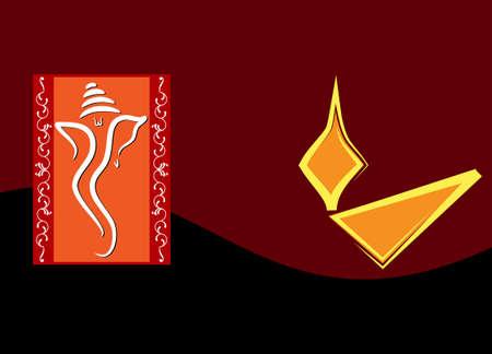 Diwali greeting design vector art royalty free cliparts vectors diwali greeting design vector art stock vector 46363449 m4hsunfo
