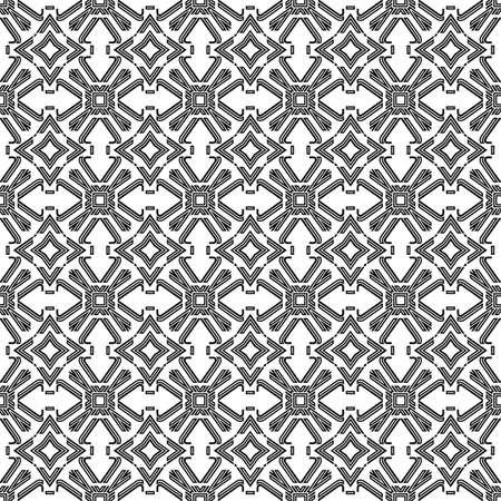 Pattern Seamless Design Vector Art