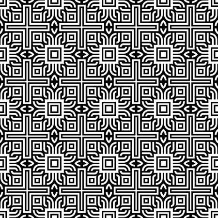 bedsheet: Pattern Seamless Design Vector Art
