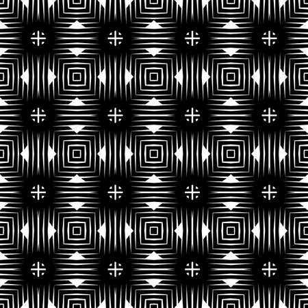 borders abstract: Pattern Seamless Design Vector Art