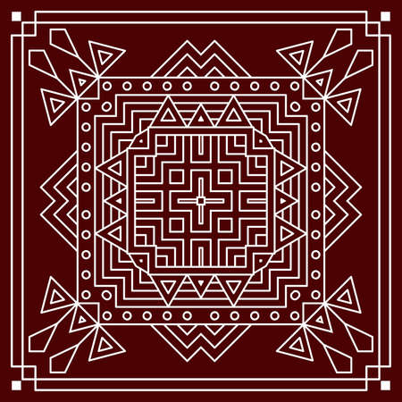 painting on the wall: Folk, Tribal Design, Motif, Wall Painting Vector Art