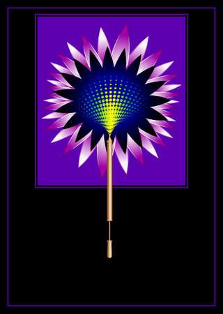 rang: Holi The Festival Of Colours Vector Art