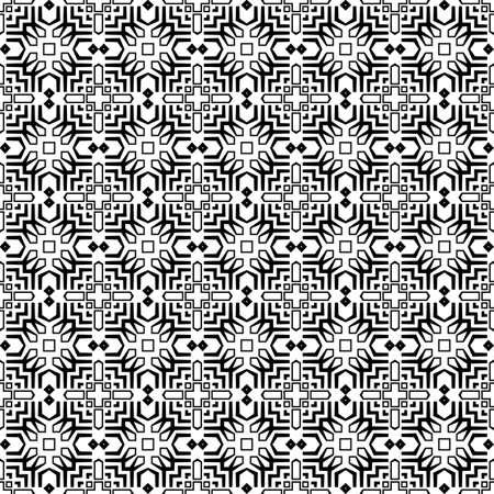 rug texture: Pattern Seamless Design Vector Illustration Illustration