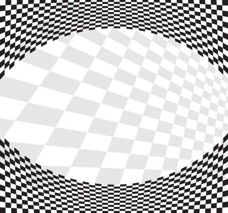 checkered background: Checkered Background Design Vector Illustration