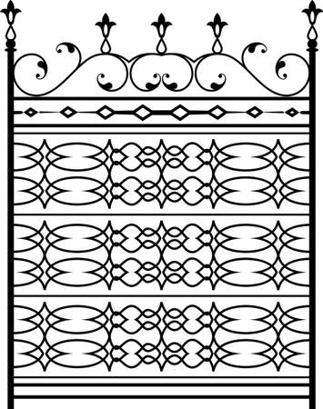victorian gates: Wrought Iron Gate, Door, Fence, Window, Grill, Railing Design