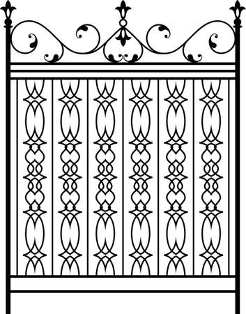 old window: Wrought Iron Gate, Door, Fence, Window, Grill, Railing Design