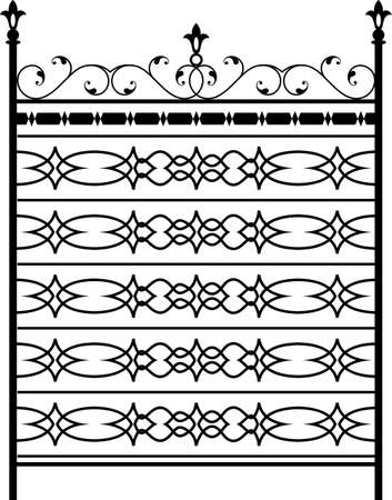 fire place: Wrought Iron Gate, Door, Fence, Window, Grill, Railing Design