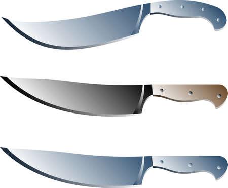 Knife Icon Vector Illustration