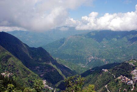 himachal pradesh: Kullumanali Himachal Pradesh Stock Photo