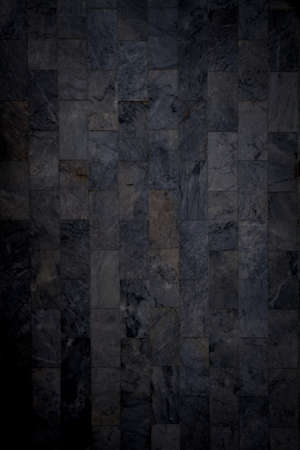 wall tile: dirty dark marble wall tile texture background
