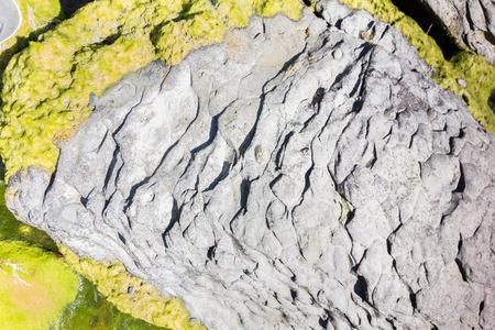 fastness: Flysch texture detail in Strait gibraltar