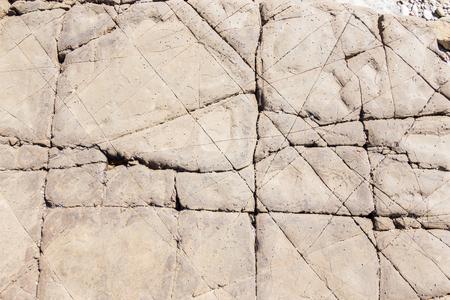 firmness: Flysch texture detail in Strait gibraltar