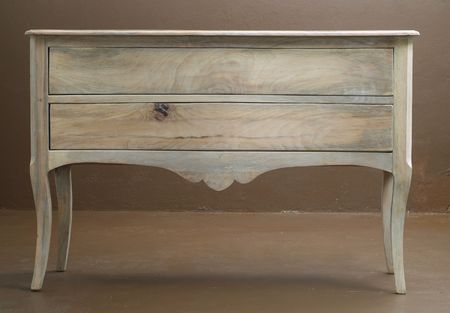 Hand crafted classic wooden dresser Stock Photo - 5726891